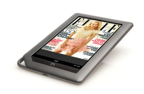 Best of both worlds : Kindle and Nook on Nook color