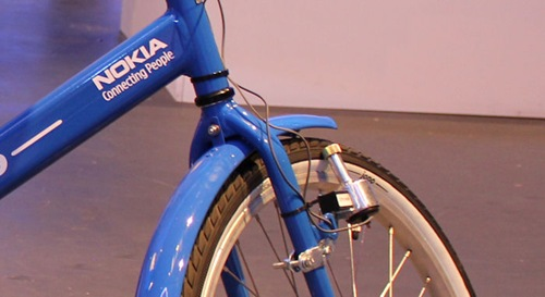 Nokia DC-14 :  Bicycle charger, now available!