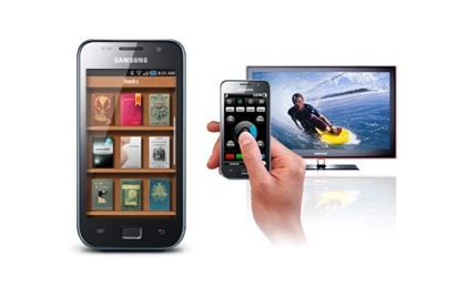 Samsung Galaxy SL I9003 with Super Clear LCD is official!