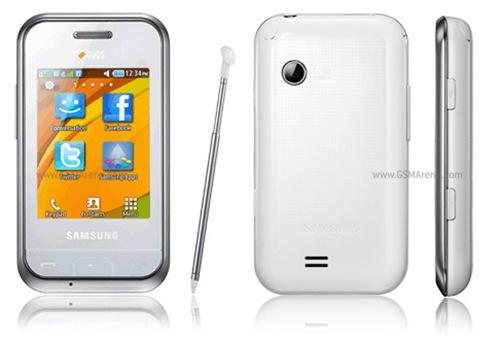 Samsung launches dual-sim touch screen phones – E2562, E2562W