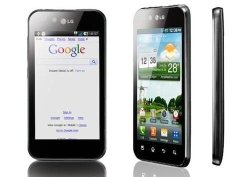 India's first dual-core phone - LG Optimus X2 price revealed!