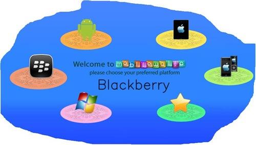 No.of apps : Apple vs Android vs Blackberry vs Windows!