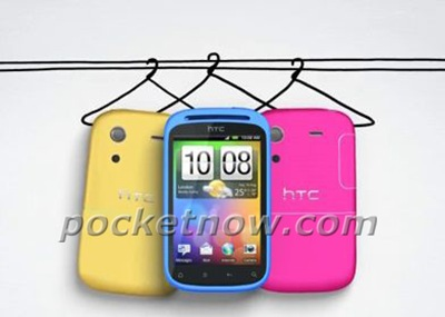 HTC Glamor is a phone for women. Oh! really?