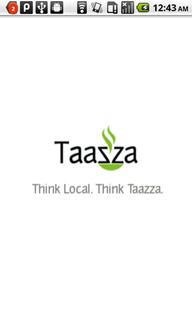 taazza