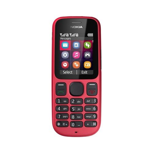 Nokia 100, 101 : Nokia's cheapest mobiles