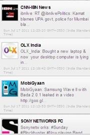 LiveMango, A Press Release aggregator app {Android}