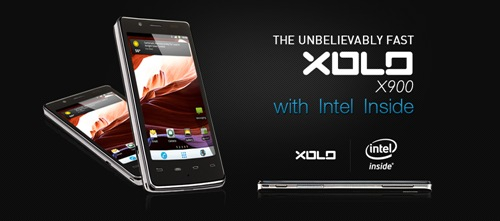 Lava XOLO X900 : First Intel smartphone