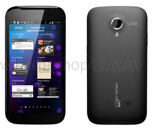 Micromax Superfone Canvas A100 dual-sim available now for Rs. 9999!