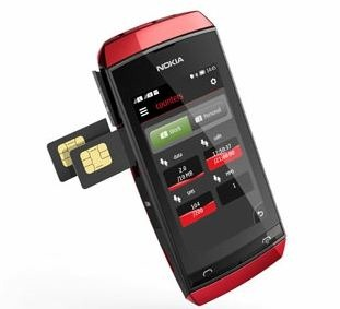 Stellar Craze Mi-355–The Dual Sim Android phone from Spice