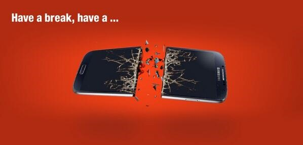 Whoa! Nokia Tells Samsung
