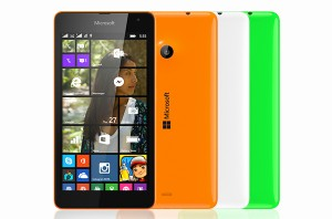 Microsoft Lumia 535 Dual Launched In India for Rs. 9,199