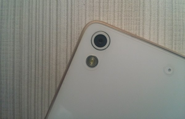 rear camera - gionee elife s5.1 review
