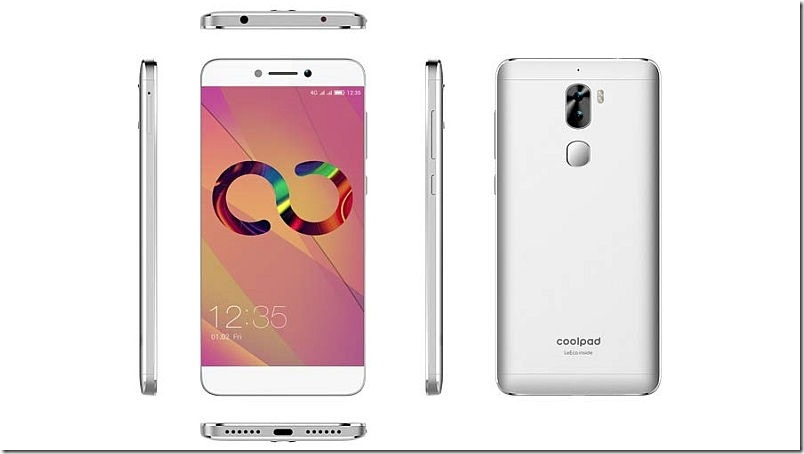 LeEco Coolpad Cool1 Dual Launched at Rs 13,999.